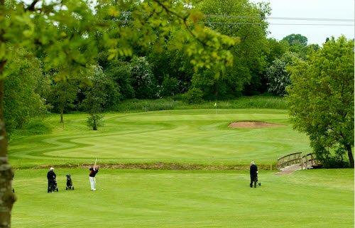 Bourn Golf Club Corporate Golf Clubs