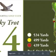 Bracken Ghyll Golf Club Tee 14.JPG