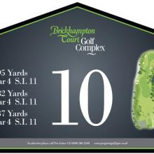 Brickhampton Court Golf Club Tee 10.JPG