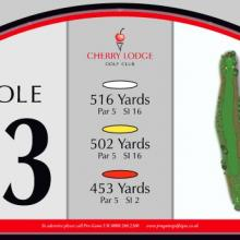 Cherry Lodge Golf Club Tee 13.JPG