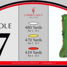 Cherry Lodge Golf Club Tee 7.JPG