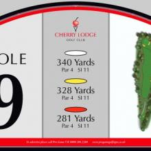 Cherry Lodge Golf Club Tee 9.JPG