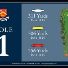 Churchill  Blakedown Golf Club Tee 1.JPG