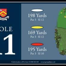 Churchill  Blakedown Golf Club Tee 11.JPG