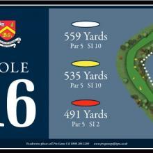 Churchill  Blakedown Golf Club Tee 16.JPG