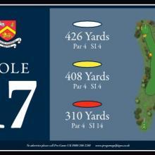 Churchill  Blakedown Golf Club Tee 17.JPG