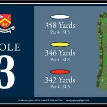 Churchill  Blakedown Golf Club Tee 3.JPG