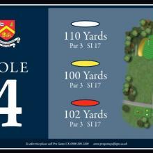 Churchill  Blakedown Golf Club Tee 4.JPG
