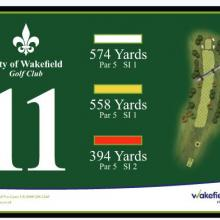 City of Wakefield Golf Club Tee 11_0.JPG