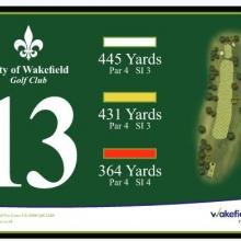 City of Wakefield Golf Club Tee 13_0.JPG