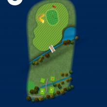 Frinton Golf Club Hole 3