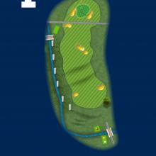 Frinton Golf Club Hole 4