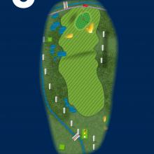 Frinton Golf Club Hole 5