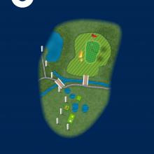 Frinton Golf Club Hole 6
