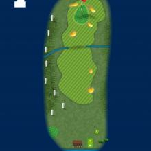 Frinton Golf Club Hole 7