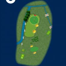 Frinton Golf Club Hole 8