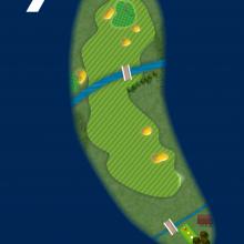 Frinton Golf Club Hole 9