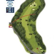 Heaton Moor Golf Club Hole 1
