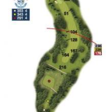 Heaton Moor Golf Club Hole 15