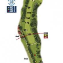 Heaton Moor Golf Club Hole 17