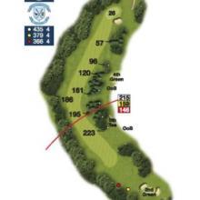 Heaton Moor Golf Club Hole 3