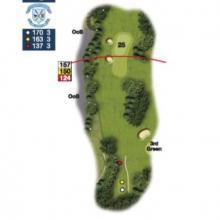 Heaton Moor Golf Club Hole 4