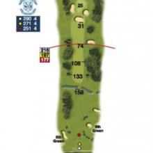 Heaton Moor Golf Club Hole 7