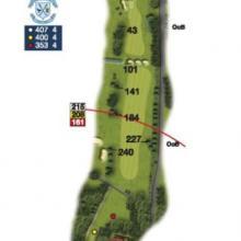 Heaton Moor Golf Club Hole 8