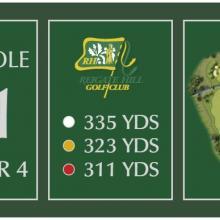 Reigate Hill Golf Club Tee 1.JPG