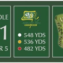 Reigate Hill Golf Club Tee 11.JPG