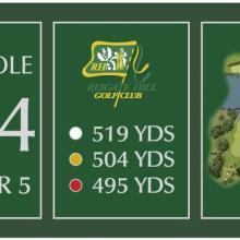 Reigate Hill Golf Club Tee 14.JPG