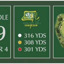 Reigate Hill Golf Club Tee 9.JPG