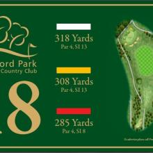 Rufford Park Golf & Country Club Tee 18.JPG