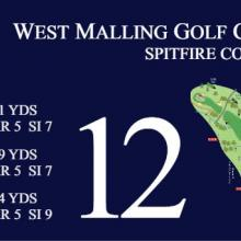 West Malling Golf Club Spitfire Tee 12_0.JPG