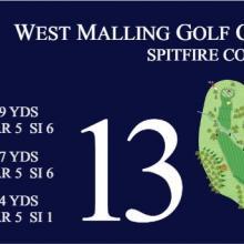 West Malling Golf Club Spitfire Tee 13_0.JPG