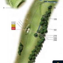 Leatherhead Golf Club Hole 1