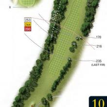 Leatherhead Golf Club Hole 10