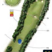 Leatherhead Golf Club Hole 11