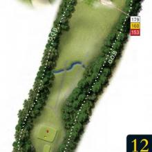 Leatherhead Golf Club Hole 12