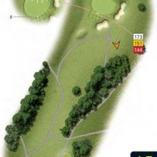 Leatherhead Golf Club Hole 15