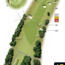Leatherhead Golf Club Hole 17