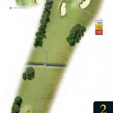 Leatherhead Golf Club Hole 2