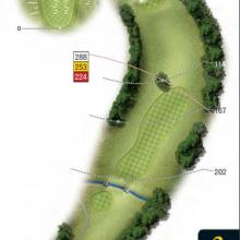 Leatherhead Golf Club Hole 3
