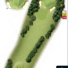 Leatherhead Golf Club Hole 9
