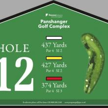 Panshanger Golf Club Hole 12