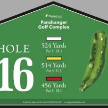 Panshanger Golf Club Hole 16