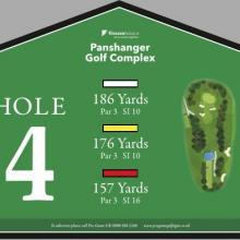 Panshanger Golf Club Hole 4