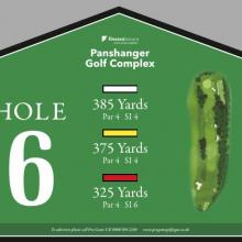 Panshanger Golf Club Hole 6