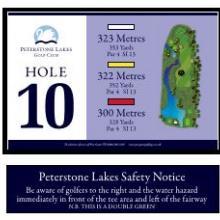 Peterstone Golf Club Hole 10