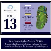Peterstone Golf Club Hole 13